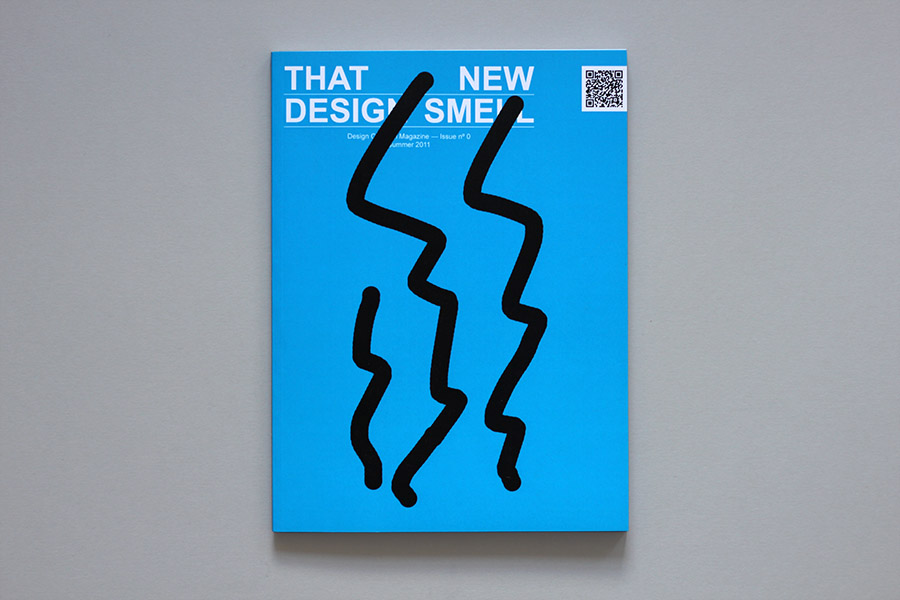 That New Design Smell, cover